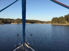 Hummelvik on Ringsön island Day 3