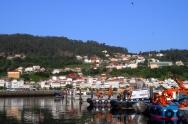 Muros town