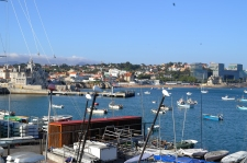 View of Cascais from Nautical Club1