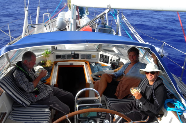 Crew X-Atlantic