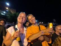 lisbeth and elisabeta, brazilian music an dbeer